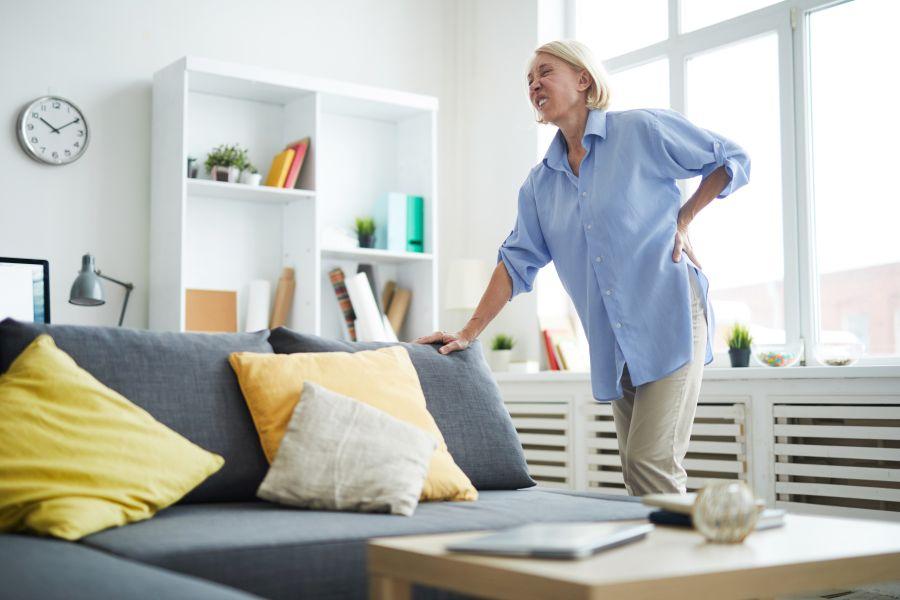 Ból kręgosłupa - co może oznaczać?
