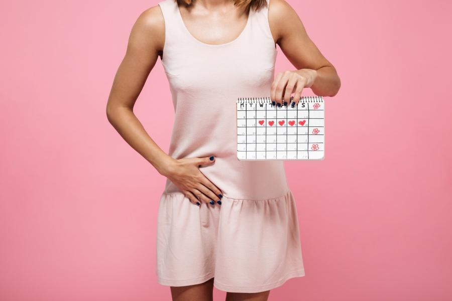 Cykl miesiączkowy - kiedy jest największa szansa na zajście w ciążę?