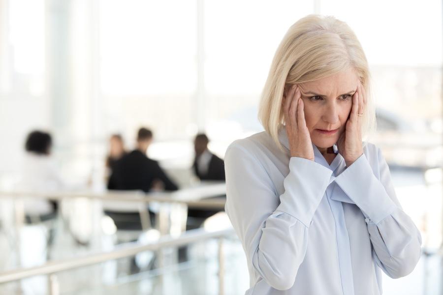 Czy należy bać się menopauzy?