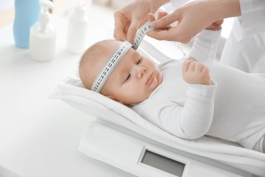 Czy Twoje niemowlę waży prawidłowo?