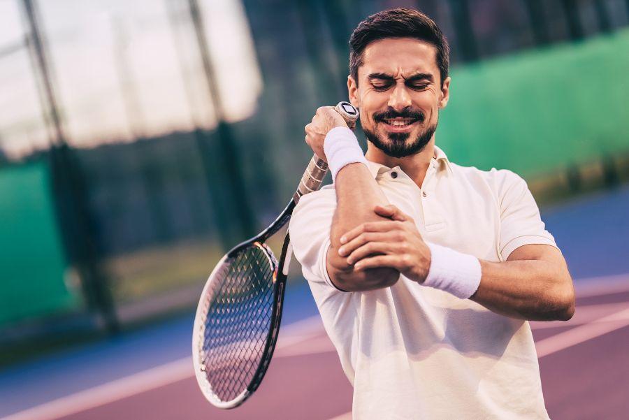Czym jest łokieć tenisisty?