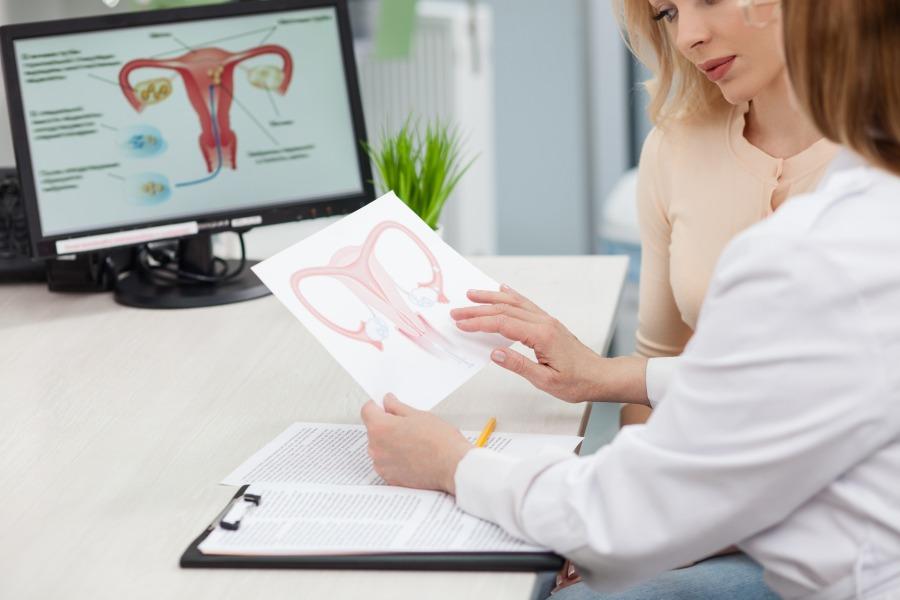 Czym się zajmuje ginekolog?