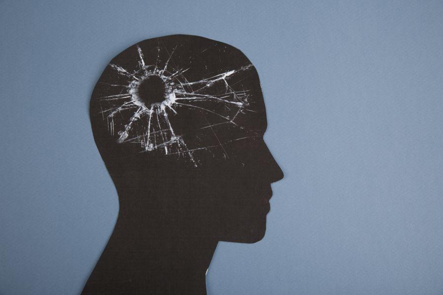 Glejak mózgu