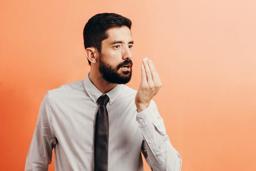 Halitoza - jak poskromić nieświeży oddech?