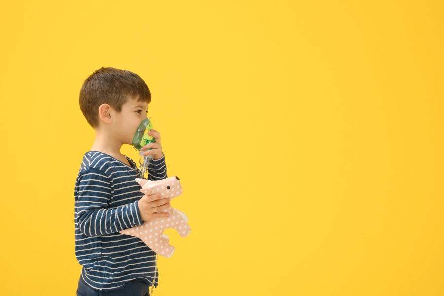 Inhalacje u dzieci. Jak robić to poprawnie?