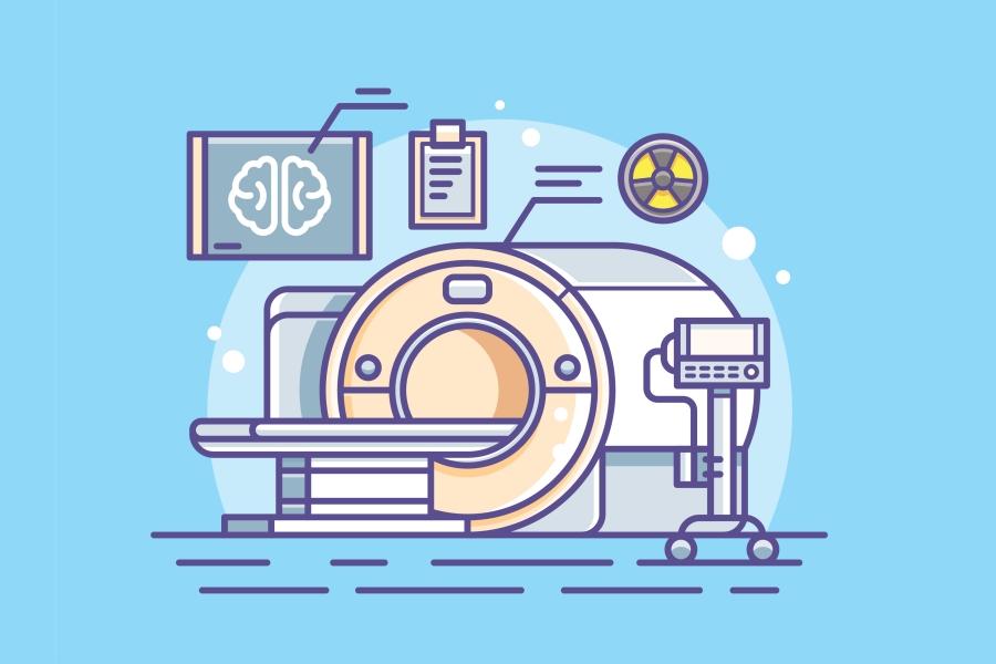 Kiedy wykonuje się badanie rezonansem magnetycznym?
