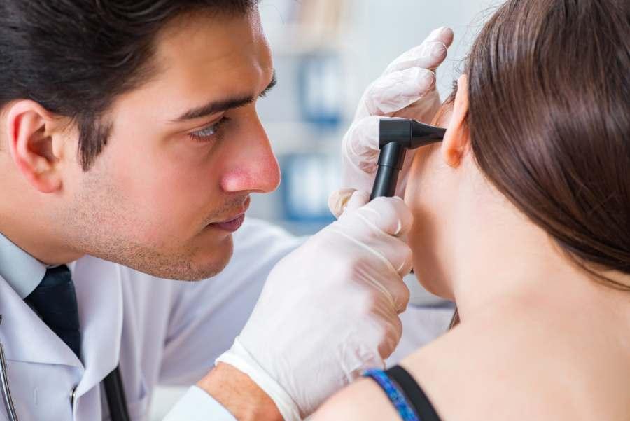 klinika laryngologiczna