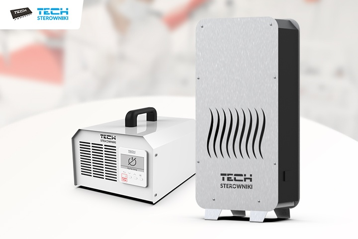 Nowoczesne urządzenia do sterylizacji powietrza