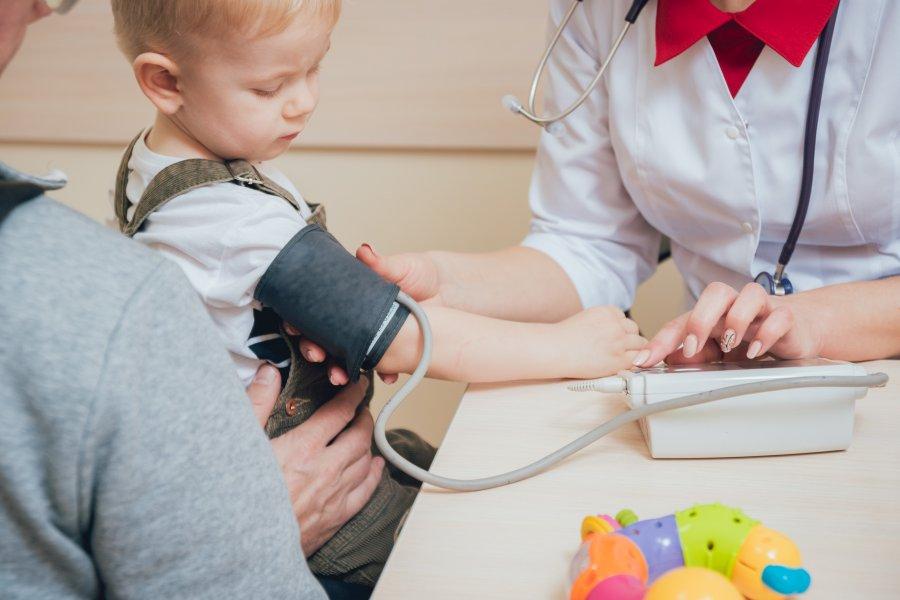 Nadciśnienie u dzieci