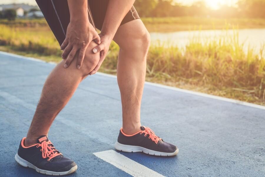 Najczęstsze przyczyny bólu w kolanie