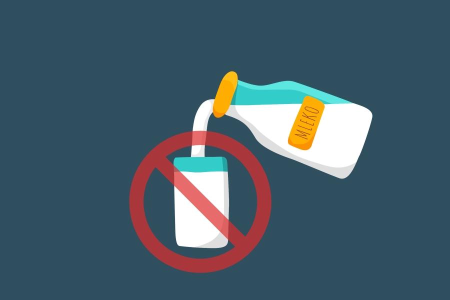 Nietolerancja laktozy - objawy i metody leczenia