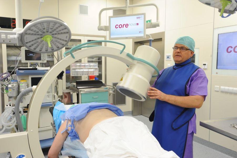 Nowoczesne operacje kręgosłupa