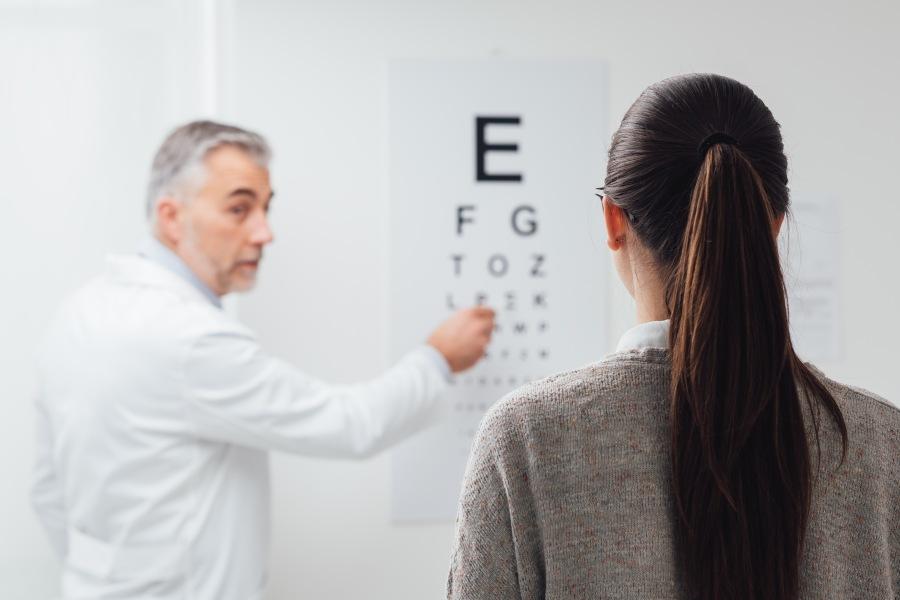 Okulista - specjalista od zdrowia oczu