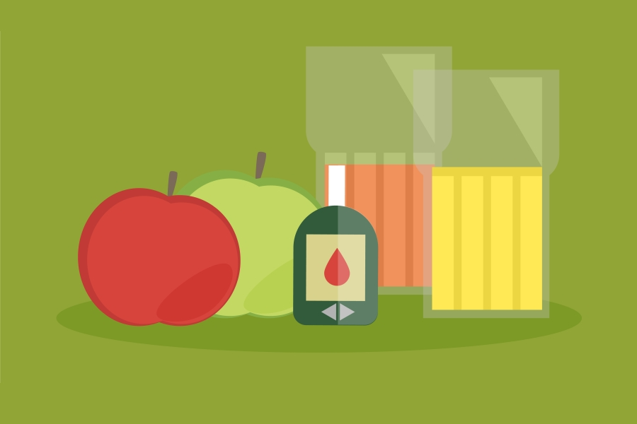 Owoce a cukrzyca