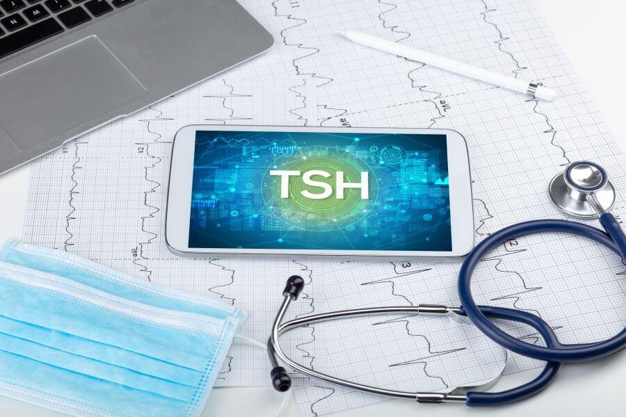 Prawidłowy wynik TSH