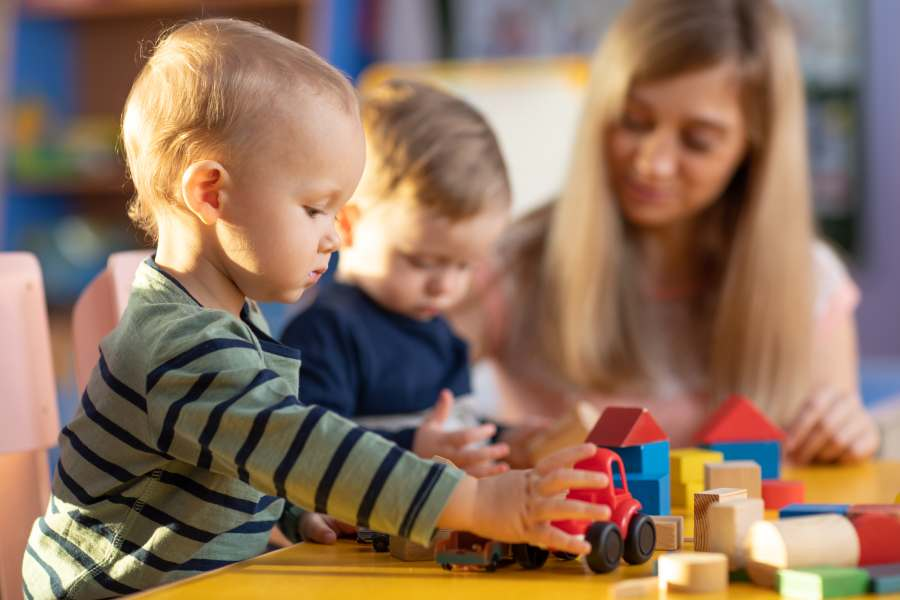 prawidłowy rozwój dziecka