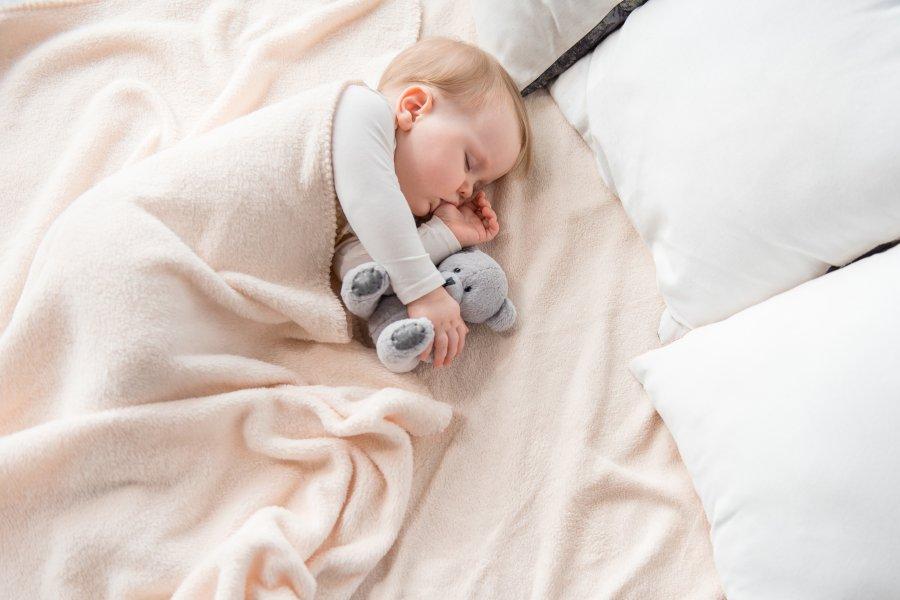 Przepuklina pępkowa u niemowlaka