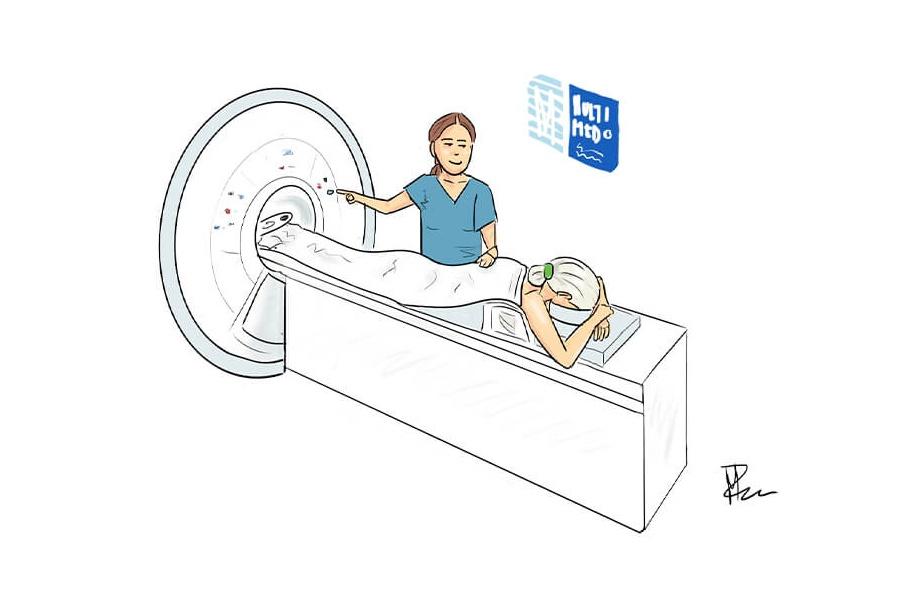 Rezonans magnetyczny piersi