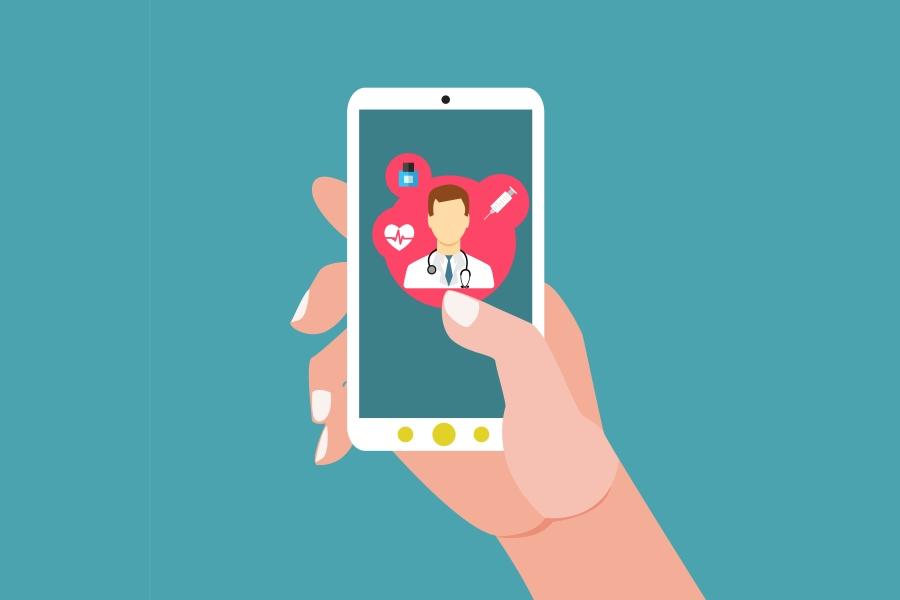 Telekonsultacje lekarskie, czyli wizyta lekarska bez wychodzenia z domu