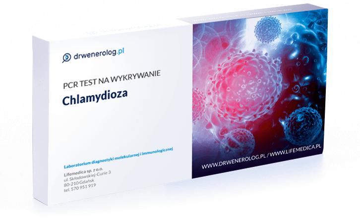 test pcr chlamydioza