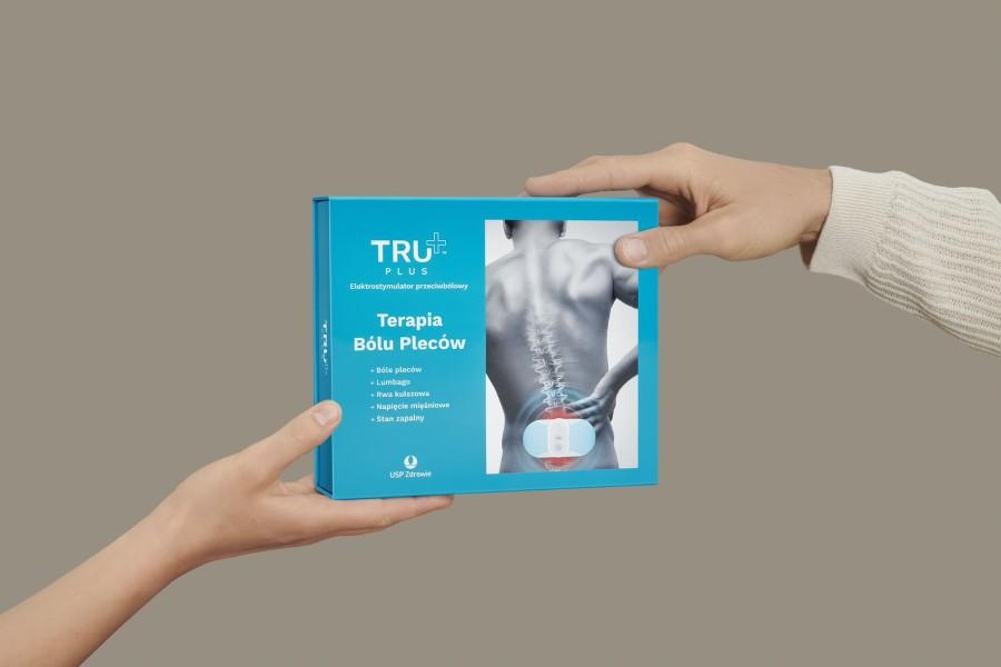 TRU+ Elektrostymulacja TENS