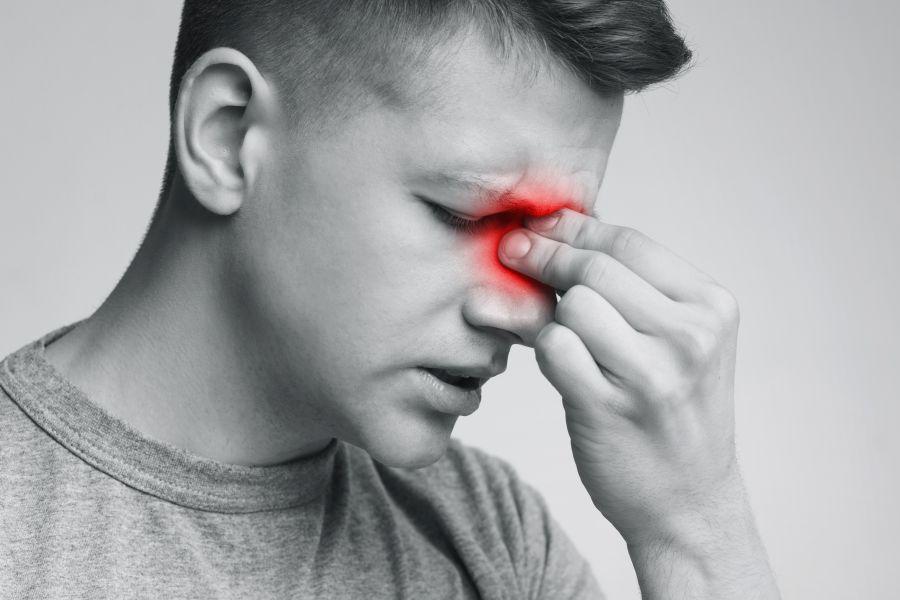 Wirusowe zapalenie zatok