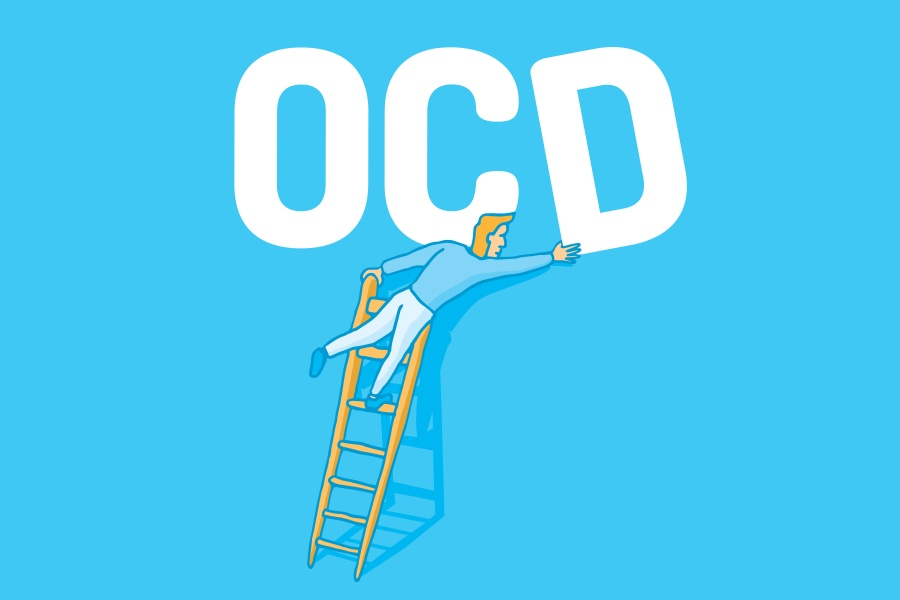 Zaburzenia obsesyjno-kompulsyjne OCD